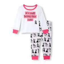 halloween pjs for girls newborn baby sleepwear u0026 pajamas the children u0027s place