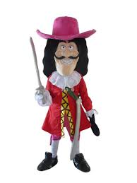 Captain Hook Halloween Costume Buy Wholesale Captain Hook Mascot Costume China