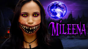 Mileena Halloween Costume Maquillaje Mileena Mortal Kombat Mortal Kombat Mileena Makeup