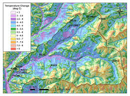 Map Of Oregon State University by Seeking Practical Knowledge Of Climate In Oregon Oregon Forests