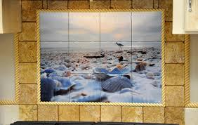 Kitchen Tile Murals Tile Art Backsplashes Tiles Astonishing Custom Ceramic Tile Custom Ceramic Tile Custom