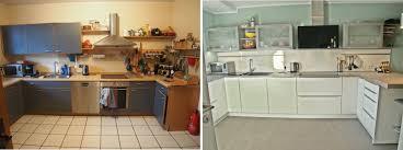 Einbauk He Awesome Küche Vorher Nachher Pictures House Design Ideas