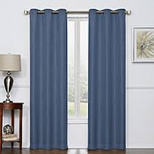 Blue And Yellow Curtains Prints Window Curtains U0026 Drapes Grommet Rod Pocket U0026 More Styles Bed