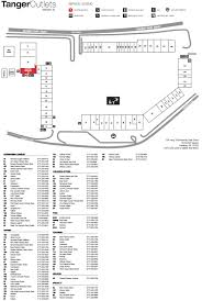 tanger outlets hershey 58 stores outlet shopping in hershey map and store locations tanger outlets hershey