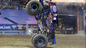 watch monster truck videos video it u0027s a breakdancing monster truck top gear