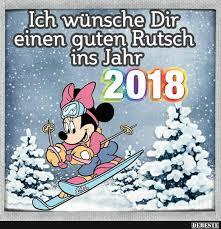 guten rutsch sprüche 2018 guten ich wünsche dir einen guten rutsch ins jahr 2018 lustige bilder