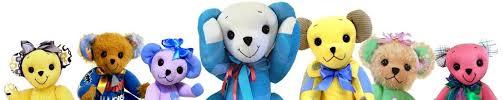 remembrance teddy bears handmade memory bears