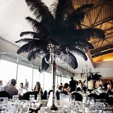 ostrich feather centerpieces best 25 ostrich feather centerpieces ideas on feather