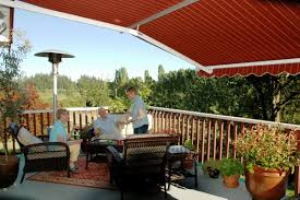 patio and deck awnings for sun control in victoria bcpacific