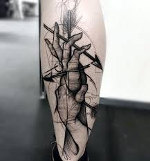 40 artistic abstract tattoos amazing ideas
