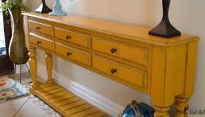easy mid century modern side table her tool belt