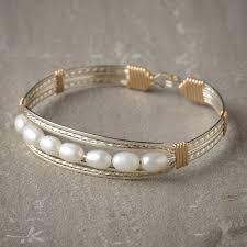 pearl style bracelet images Ronaldo praise bracelet with pearls jpg