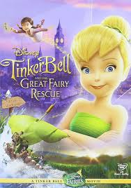 amazon tinker bell fairy rescue michael sheen