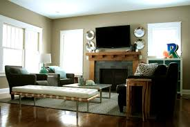 apartments fascinating arrange living room yellow wall paint