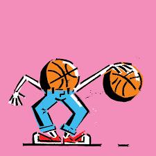 basketball cartoon gif gifs show more gifs