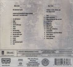 nine inch nails the downward spiral deluxe edition us 2 cd album