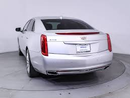 compare cadillac cts and xts used 2017 cadillac xts luxury sedan for sale in miami fl 85258