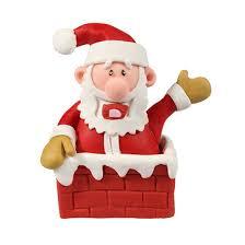 cake star santa in chimney cake topper squires kitchen shop