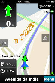 free gps apps for android s best secrets free gps navigation app for portugal