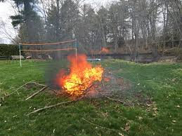 up in flames in wellesley a how to for legal backyard burns