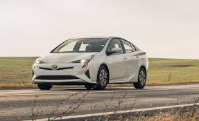 2016 toyota prius two eco test u2013 review u2013 car and driver