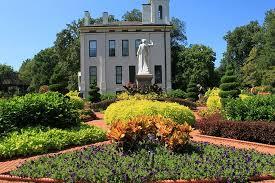 Missouri Botanical Gardens Henry Shaw S House Picture Of Missouri Botanical Garden