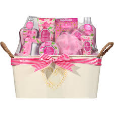 Bath Gift Sets Debra Valencia For Aromanice Bath Gift Set 10 Pc Walmart Com