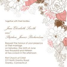Wedding Template Invitation 101 Wedding Printables Free