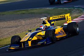 formula 3000 remember kamui kobayashi here he is breaking the tsukuba lap