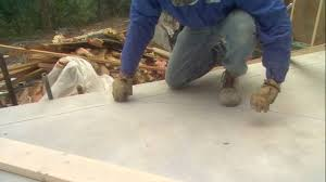 How To Stain Concrete Patio Yourself How To Score Lines And Apply Finish To A Concrete Patio Today U0027s