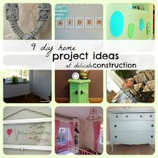 cool diy home decor projects from diy projects 19613