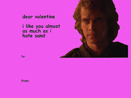 Star Wars Valentine Meme - 34 perfect star wars valentines to give the obi wan for you star