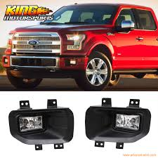 abs light on ford f150 for 2015 2016 ford f150 front fog light l lh rh pair abs housing