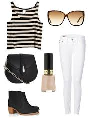 polyvore casual polyvore