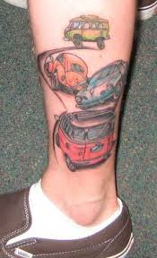 vw bus arm tattoo das vw tattoos pinterest arm tattoo vw