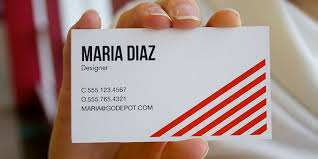 business cards at office depot officemax