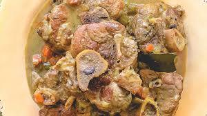 pomme de si e social osso buco de porc au fenouil de josée di stasio recettes iga