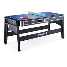 4 in one game table sportcraft 4 in 1 flip game table 213257 at sportsman s guide