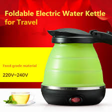 Travel kettle folding water kettle portable small capacity
