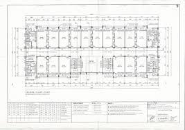 building plan diet surat b ed infrastructure hostel building plan