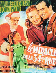 susan walker miracle on 34th street images movie poster