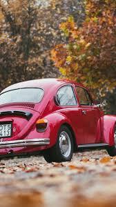 volkswagen red download wallpaper 1440x2560 volkswagen red rear view qhd