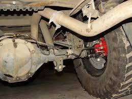 how to rear disc brake conversion on stock 28 spline ranger rear
