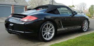 porsche boxster fender flares 2011 porsche boxster information and photos zombiedrive