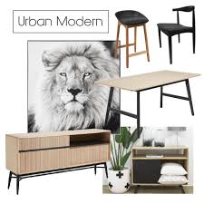 which style are you urban modern