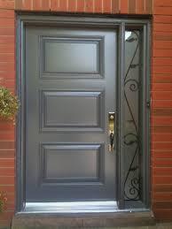 Prehung Steel Exterior Doors Prehung Exterior Doors Steel Home Depot Entry Front With