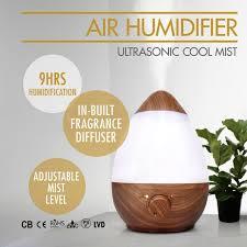 humidifier la chambre de b 2 3l bois motif humidificateur accueil chambre de bébé