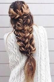 Frisuren Lange Haare Geflochten by Lange Geflochtene Frisuren Für Damen Neue Frisur Stil