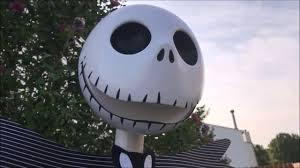 jack skellington gemmy industries animated halloween