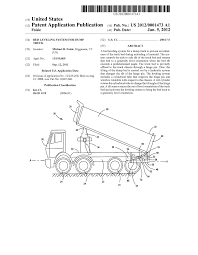 bed leveling system for dump truck diagram schematic and image 01